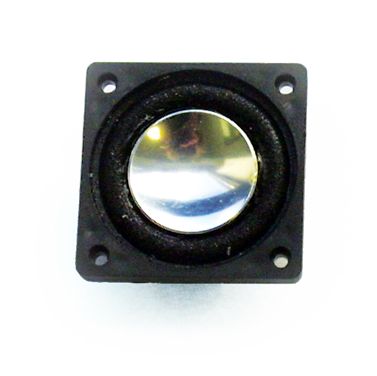"HB110S High Bass Speaker, 1.10"" (28mm) Square"