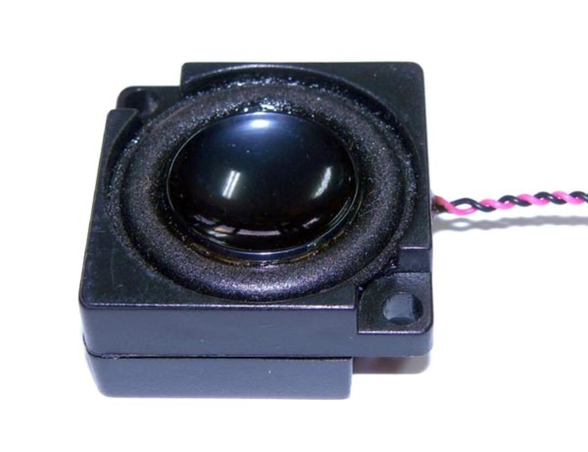 "HB110S High Bass Box Speaker , 1.10"" (28mm) Square"