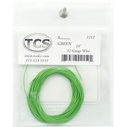 TCS 10 FT BLUE 1213 #32 DECODER WIRE