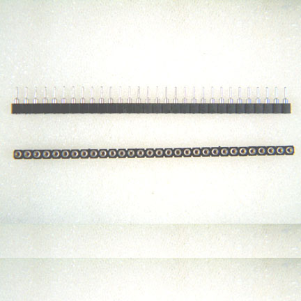 DCCIAS Connector Pins 30 pin SIP