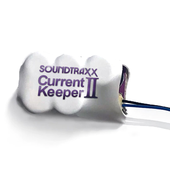 SOUNDTRAXX CURRENT KEEPERII 810160