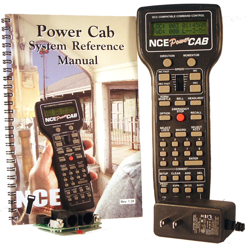 NCE Power Cab Starter Set