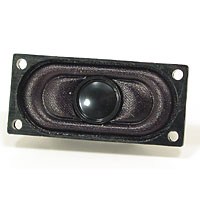 Small Oval Speaker 16mm X 35 mm